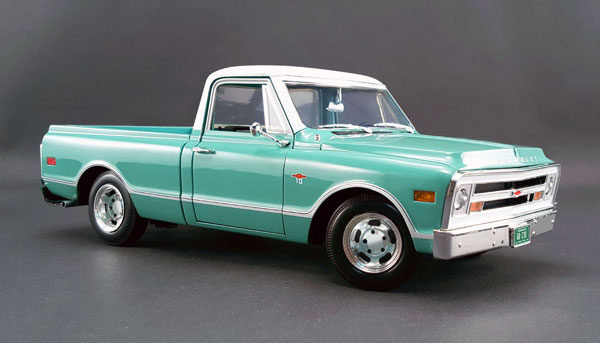 A1807201 - ACME 1968 Chevrolet C 10 Pickup