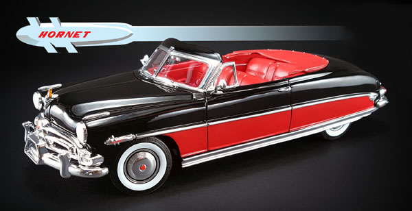 A1807501 - ACME 1952 Hudson Hornet Convertible Limited Edition