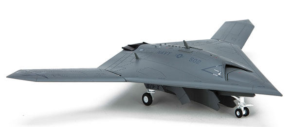 00015 - Air Force 1 Northrup Grumman X 47B Unmanned Combat