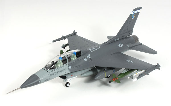 0007A - Air Force 1 F 16D Block 25 69 0179