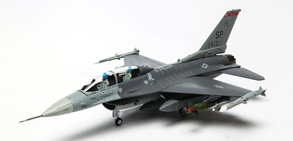 0007B - Air Force 1 F 16D Fighting Falcon 480th Fighter