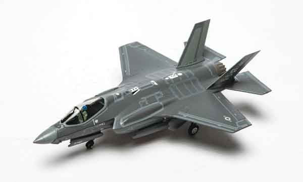 0008B - Air Force 1 F 35A Lightning III Mighty Gorillas