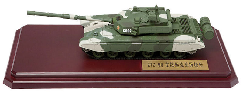 00109 - Air Force 1 ZTZ 98 Battle Tank