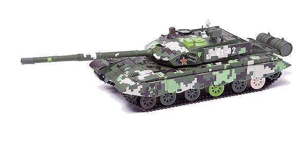 00110 - Air Force 1 ZTZ 99 Battle Tank