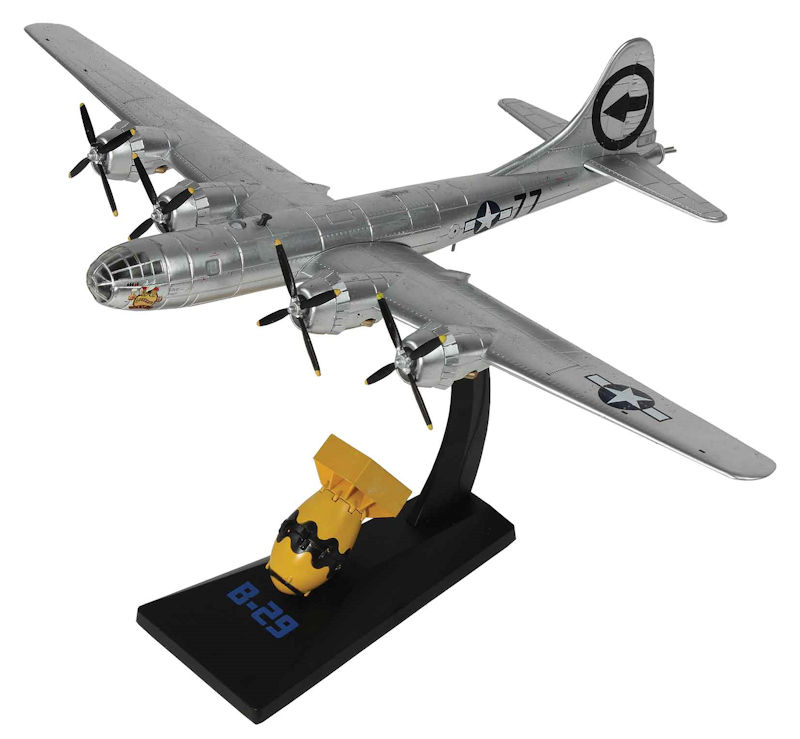 0112C - Air Force 1 B 29 Superfortress Bockscar Fatman