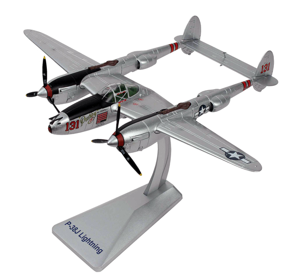 0150 - Air Force 1 P 38J Lightning Pudgy IV 431st