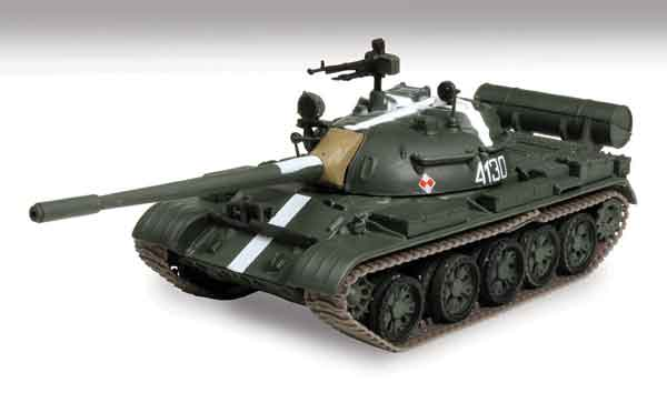 0003-X - Altaya T 55 Russian Medium Battle Tank