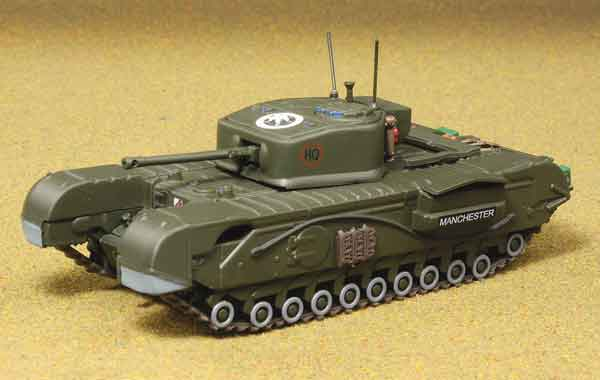 0011 - Altaya Churchill Mk VII British Heavy Infantry
