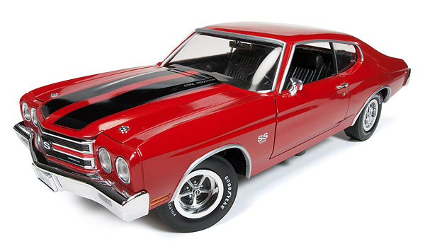1021 - American Muscle 1970 Chevrolet Chevelle SS