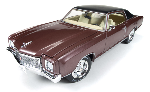 1055 - American Muscle 1971 Chevrolet Monte Carlo