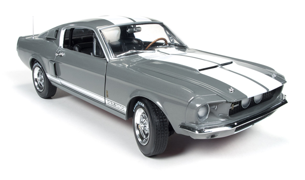 1060 - American Muscle 1967 Shelby Mustang GT350