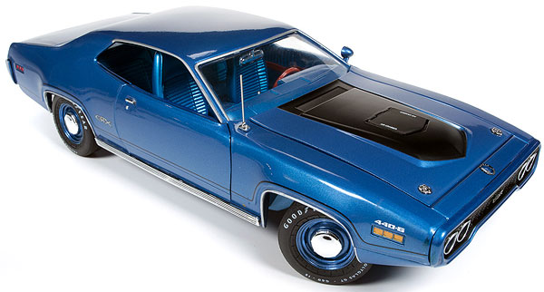 1065 - American Muscle 1971 Plymouth GTX Hardtop