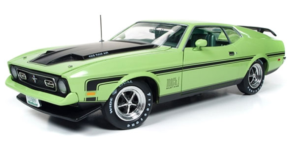 1069 - American Muscle 1971 Ford Mustang Mach 1