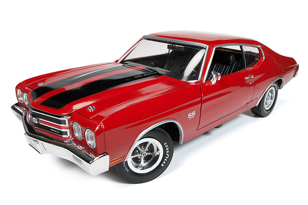 1082 - American Muscle 1970 Chevrolet Chevelle SS