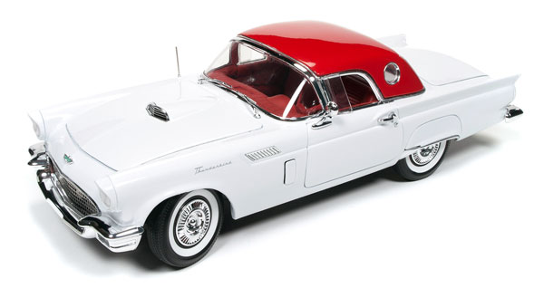 1089 - American Muscle 1957 Ford Thunderbird Convertible