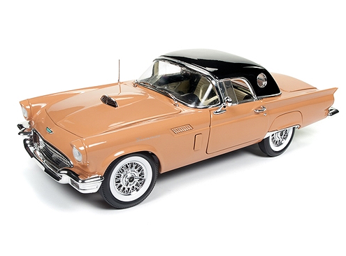 1098 - American Muscle 1957 Ford Thunderbird Convertible