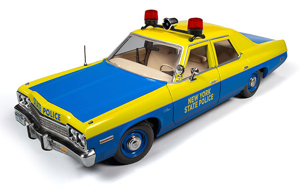 949 - American Muscle New York State Police 1974 Dodge