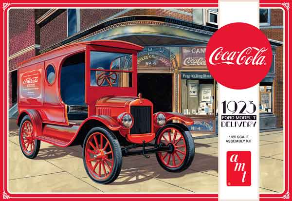 1024 - AMT Coca Cola 1923 Ford Model