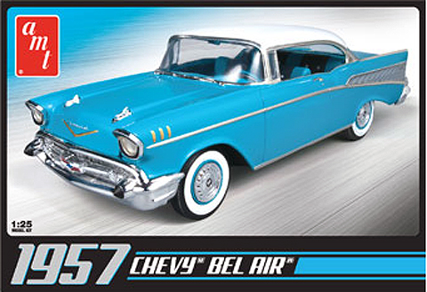 638 - AMT 1957 Chevy Bel Air