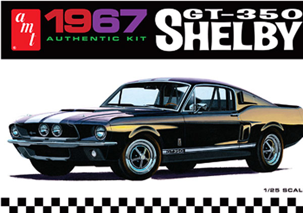 800 - AMT 1967 Ford Shelby GT350