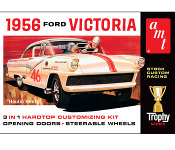 807 - AMT 1956 Ford Victoria