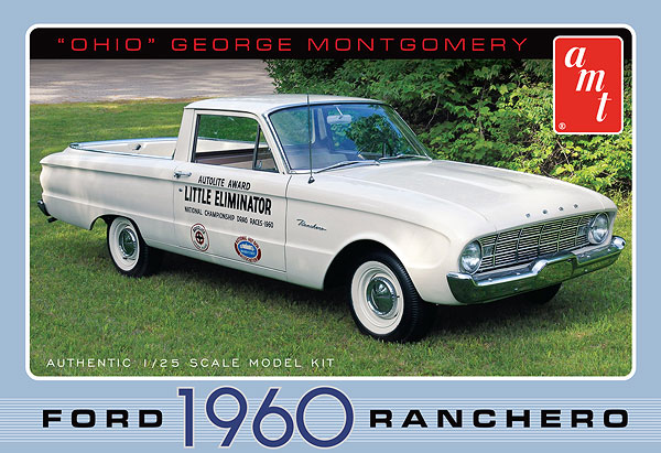 822 - AMT Ohio George Little Eliminator 1960 Ford Ranchero