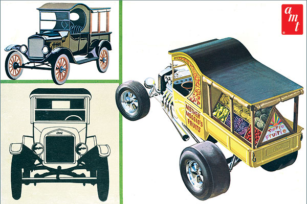 869 - AMT 1925 Ford