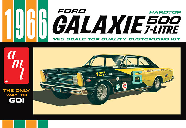 904 - AMT 1966 Ford Galaxie