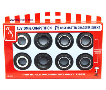 PP001 - AMT Custom Competition Racemaster Dragster Slicks