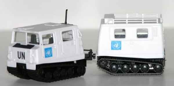 780370 - Arsenal-m Bandvagn BV206D Tracked All Terrain Carrier