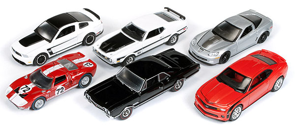 64003-B-CASE - Auto World 1 64 Diecast Licensed