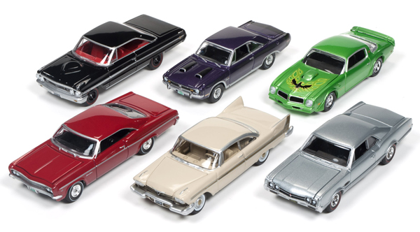 64042-B-CASE - Auto World 1 64 Diecast Premium