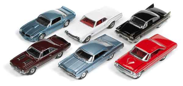 64042-C-CASE - Auto World 1 64 Diecast Premium