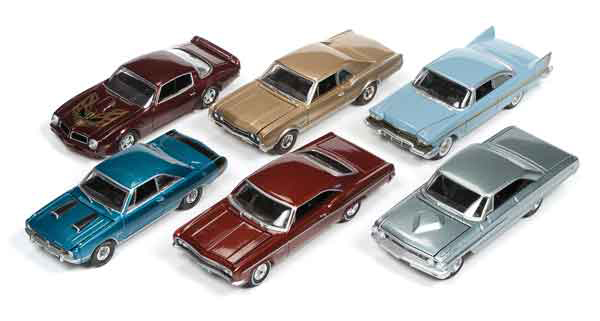 64042-D-SET - Auto World 1 64 Diecast Premium