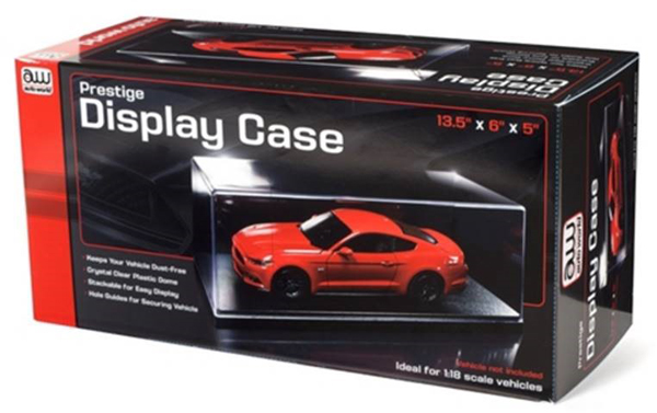 AWDC001 - Auto World Plastic Display Case