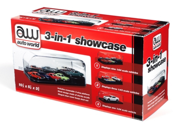 AWDC004 - Auto World 3 in 1