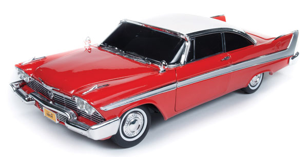 AWSS102 - Auto World 1958 Plymouth Fury Christine