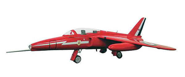 22004 - Aviation 72 Folland Gnat XR540 Red Arrows