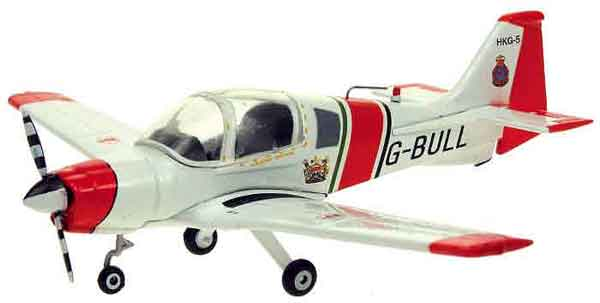 25006 - Aviation 72 Scottish Aviation Bulldog Hong Kong Auxiliary