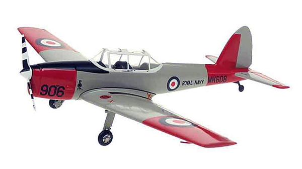 26005 - Aviation 72 DHC 1 Chipmunk T10 WK608 Royal
