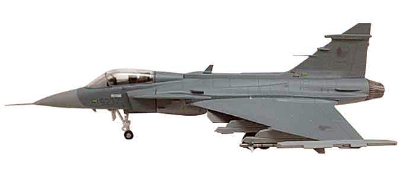 43003 - Aviation 72 Saab Gripen Czech Air Force