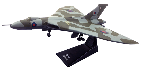 FB002 - Aviation 72 Avro Vulcan XM607 Operation Black Buck