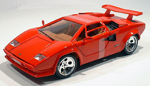 bburago lamborghini countach 5000 quattrovalvole. Black Bedroom Furniture Sets. Home Design Ideas