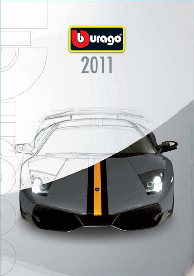 2011CAT - Bburago 2011 Full Sized Bburago Catalog 96