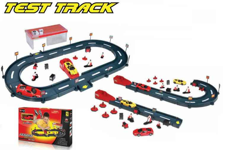 31233 - Bburago Ferrari Race Play Test Track