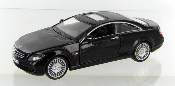 43100-S - Bburago Street Fire Collection Mercedes Benz CL550