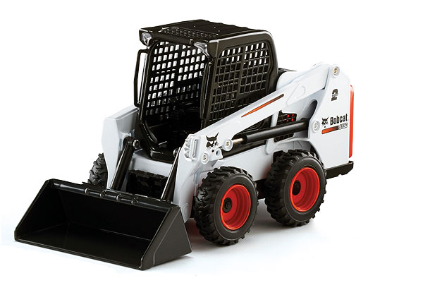 6989075 - Bobcat S550 Skid Steer Loader