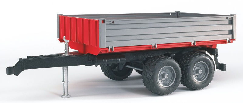 02019 - Bruder Toys Tipping trailer
