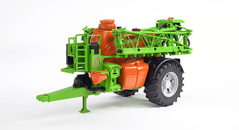 02207 - Bruder Amazone UX 5200 trailed field sprayer