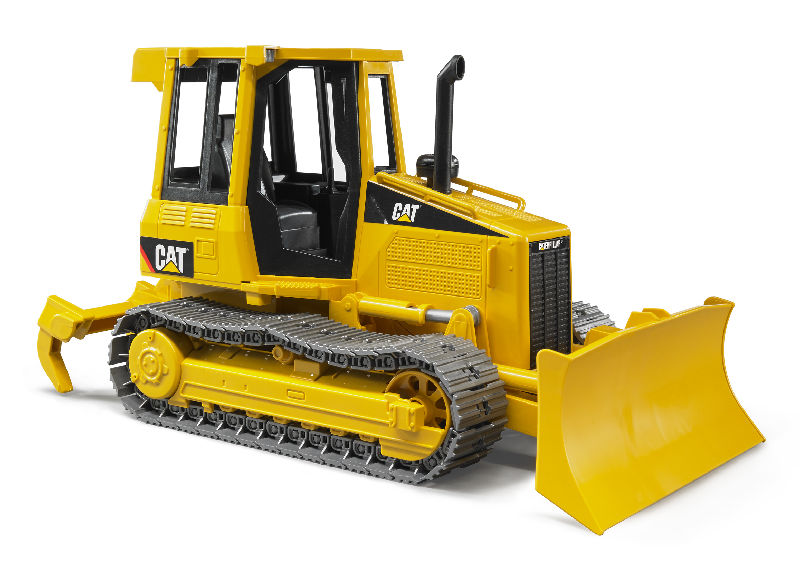 02444 - Bruder Caterpillar Bulldozer High Impact ABS